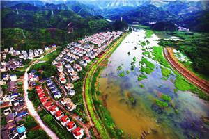 《航拍中国》展现大美中国