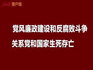 《这五年》微视频从严治党篇