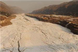 黄河全线开通 安度凌汛