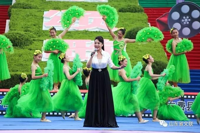 文艺家赴沂蒙老区大型慰问演出活动暨第十一届山东国际大众艺术节启动