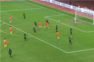3比0胜尼日利亚 中国女足收获开门红