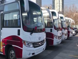 山东第二批28两流动文化服务车配发 助力文化扶贫