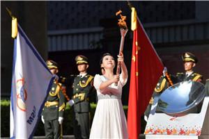 第七屆世界軍人運動會 開幕式今晚在武漢體育中心舉行