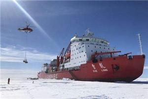 第36次南极科考 大洋科考第一课:收放潜标