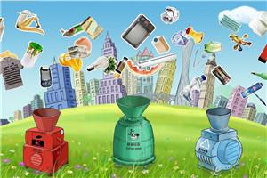4月22日是地球日 多城市将出台垃圾分类地方法规