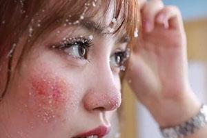 揭秘影视物理特效——《雪暴》冰雪妆特效化妆技术