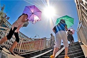 全國多地高溫來襲·山東 高溫橙色預警 近七成地區高溫