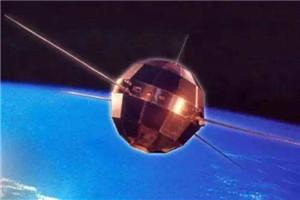 """新中国的第一 第一颗人造卫星""""东方红一号"""""""