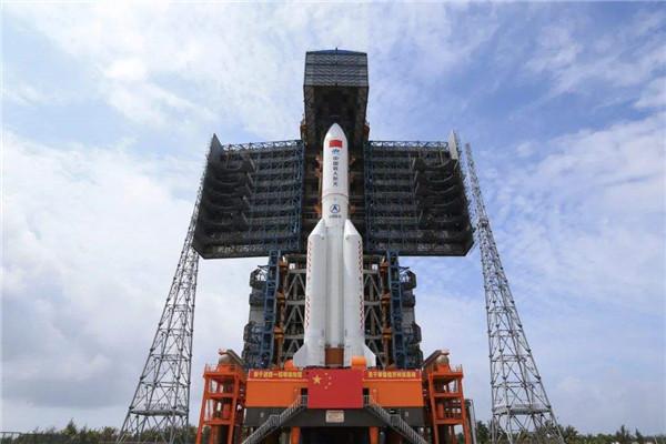 我国四大航天发射场首次线上联合直播