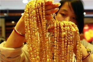 关注黄金市场 五一黄金消费回暖
