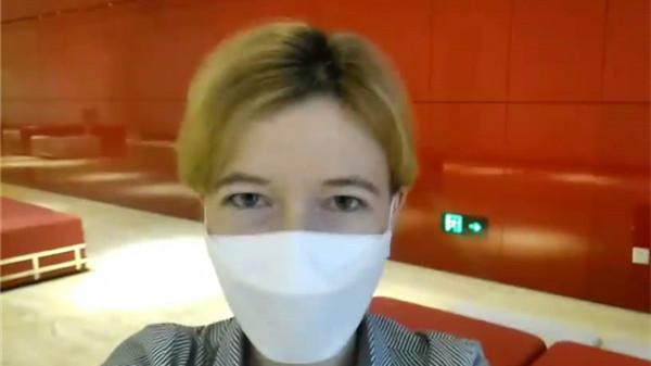 玛丽娜:中国采取的疫情防控措施效果显著