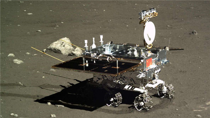 嫦娥四号着陆器和玉兔二号月球车进入第20月昼