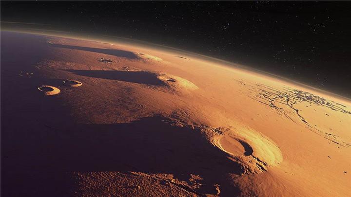 穿越火星 追寻火星的千年梦想