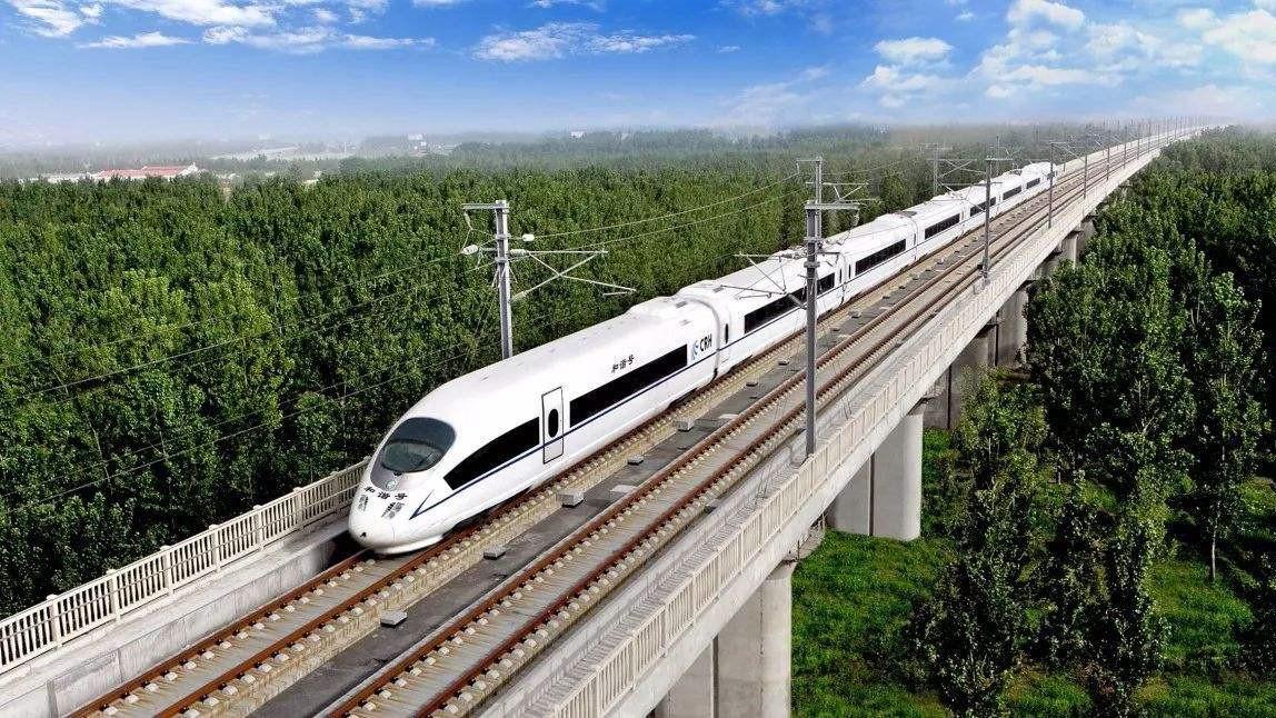 中国铁路现代化程度高 运营速度世界第一