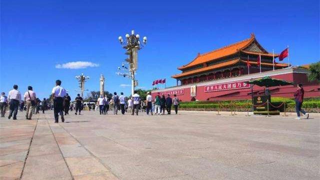 """国庆中秋""""双节""""临近 部分景区提前迎来旅游小高峰"""