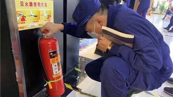 身边的消防隐患