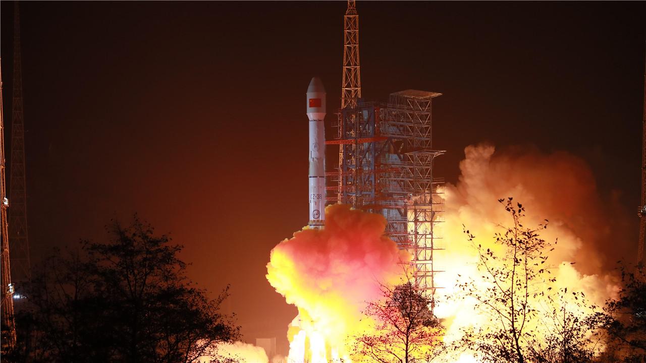 天通一号03星发射 中国航天迎来2021年开门红
