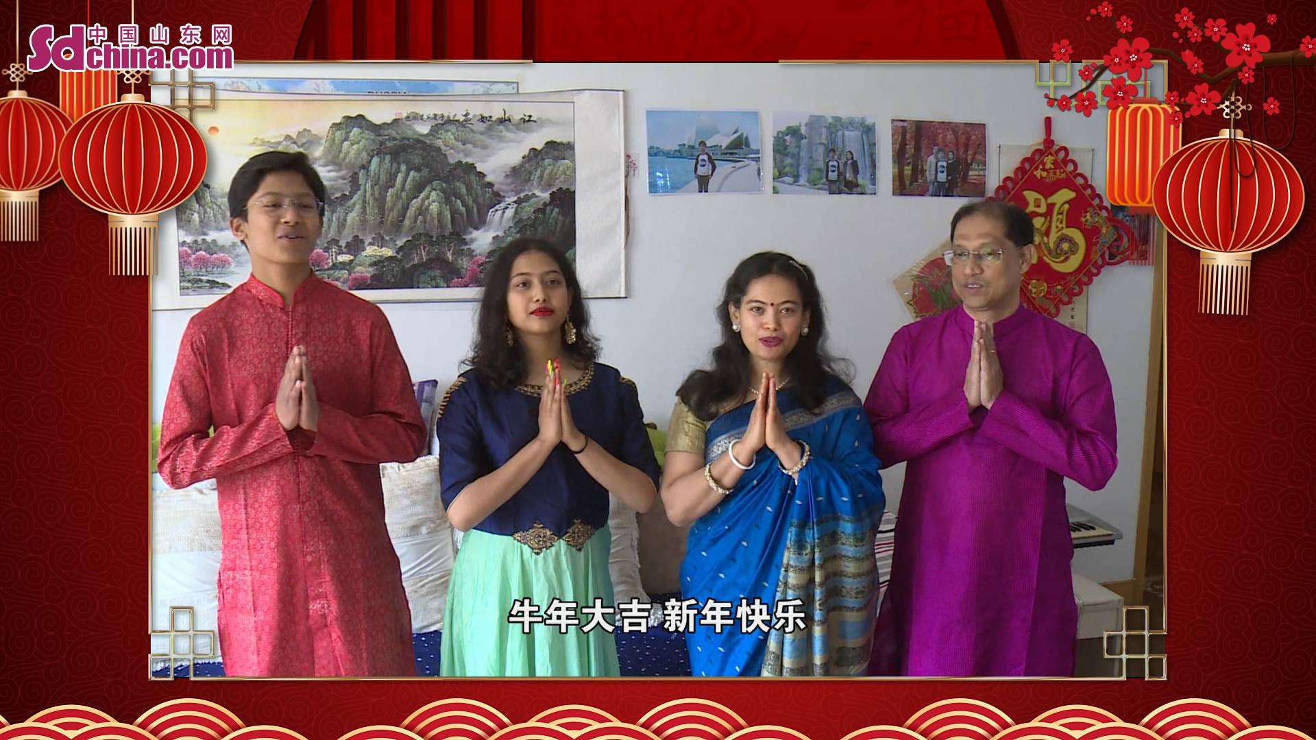 孟加拉国家庭:在威海生活近20年,热爱中国文化