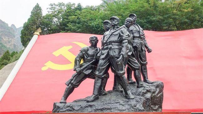 红色档案 狼牙山五壮士:悬崖之上 他们的抉择