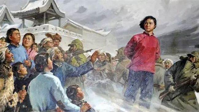 红色档案 牺牲时年龄最小的党员 毛泽东两次题词