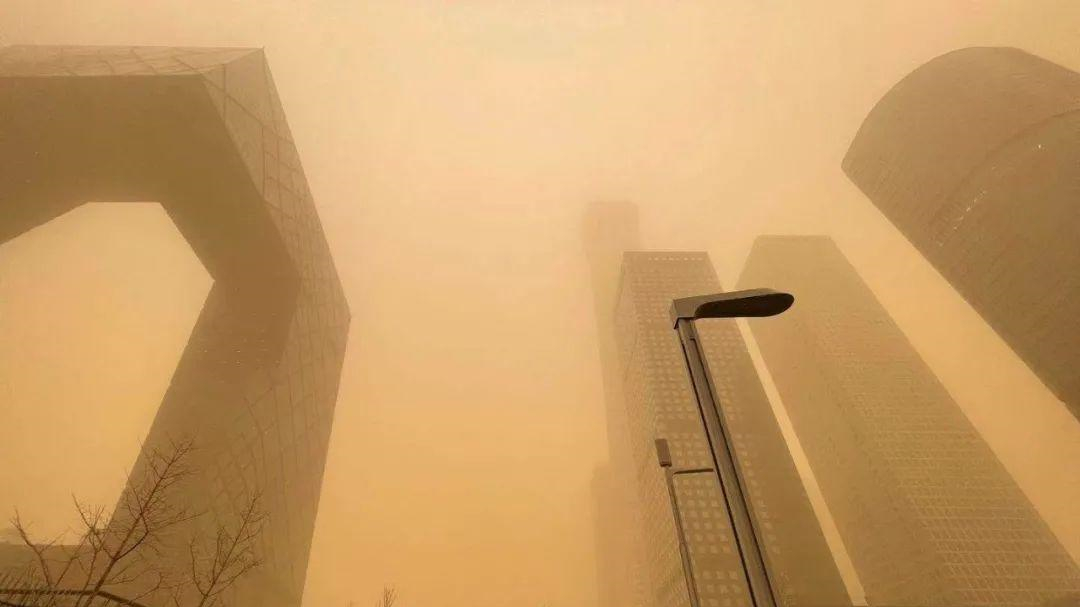 第十次了!为何今年沙尘大风天气频发?
