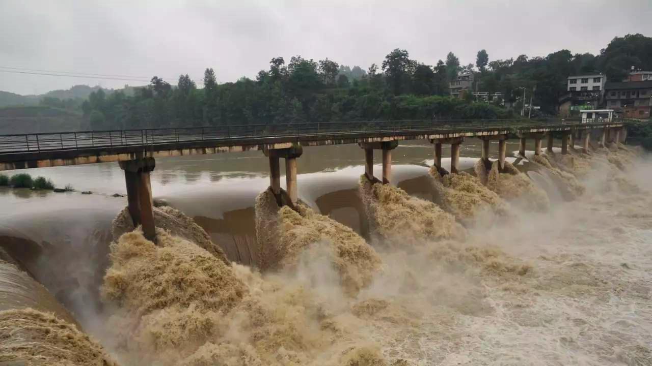 6月份全国多地进入主汛期 自然灾害风险水平高