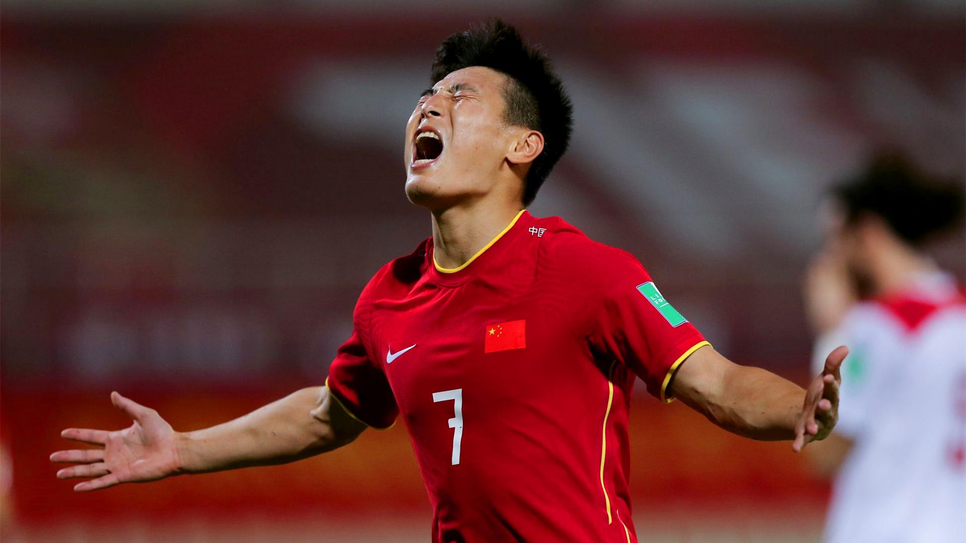 世界杯亚洲区预选赛:中国3:1叙利亚 比赛集锦