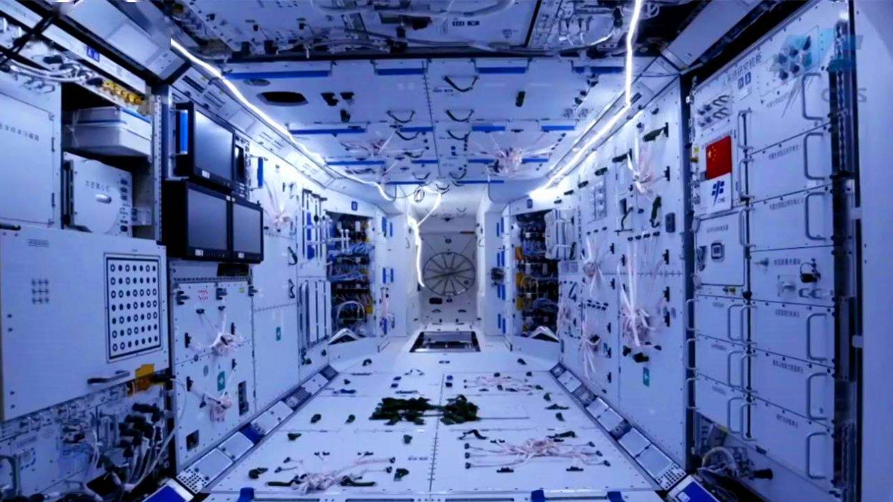空间站天地一体化预警 保证航天员天地同步作息