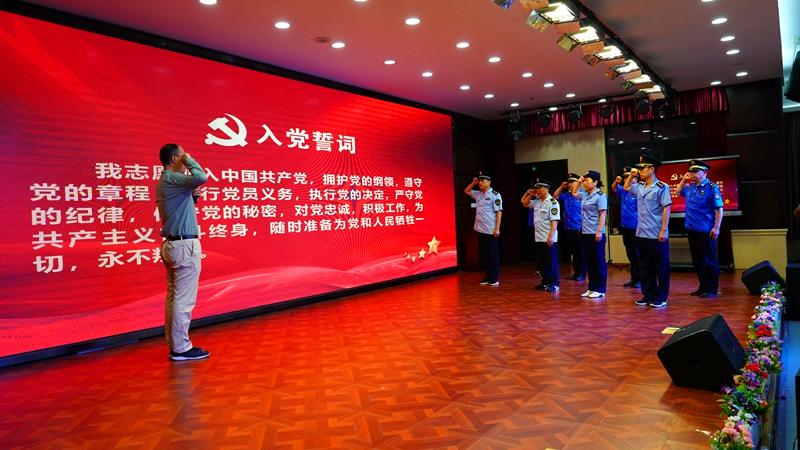 說說我心中的中國共產黨