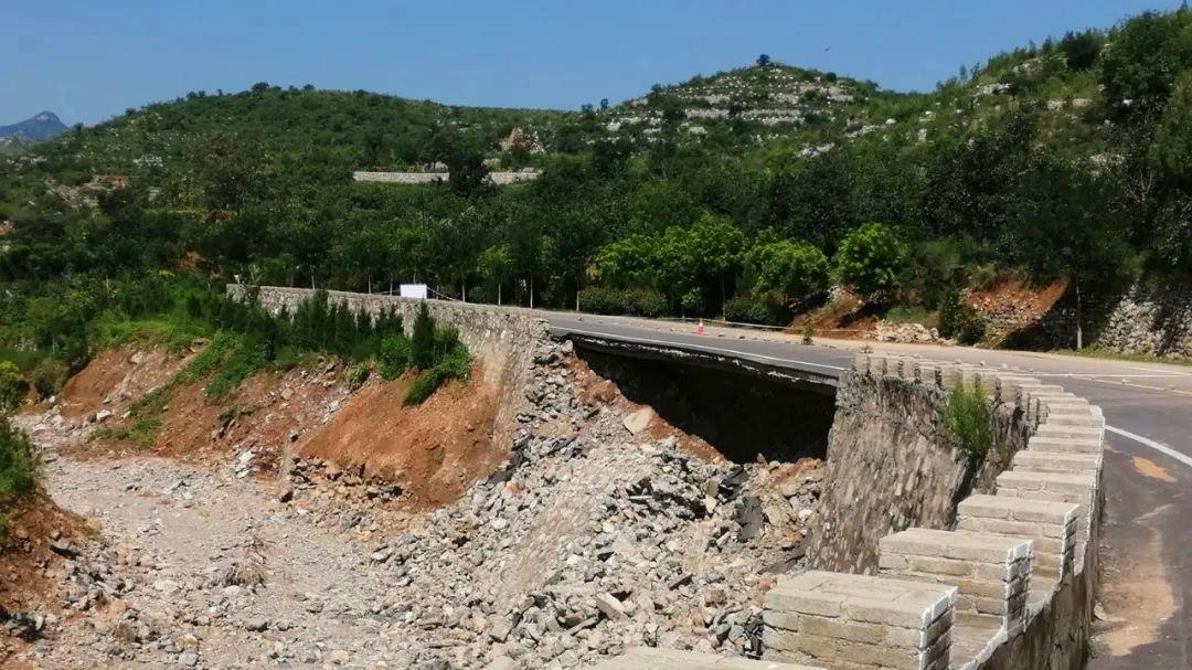 地灾防治 今年上半年全国共发生地质灾害1150起