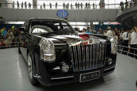 60年国庆阅兵车揭秘 保留经典红旗元素