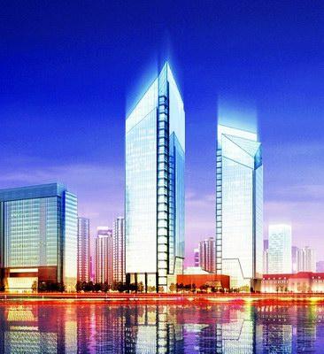 青岛南京路项目简介-阳光新业城市购物广场(新图)删版