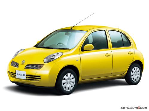 5万-8万元间.新车导入后将取代骊威成为东风日产入门级车型高清图片