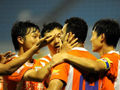 14轮:山东2-0深圳集锦
