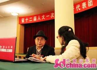 张善久:山东有条件有基础培育大型旅游企业集团