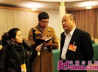 張少軍:臨沂商城只有走國際化路線才能形成持久競爭優勢