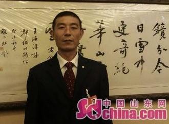 環衛代表馬洪亮:把工人真實的想法反映上去