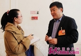 臨沂蘭山區區長張佃虎:打造內外貿共同發展的專業市場集群