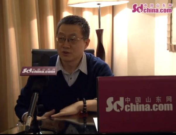 专访省政协会议委员裴忠毅