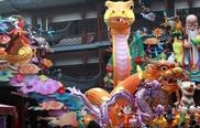 上海蛇年民俗会