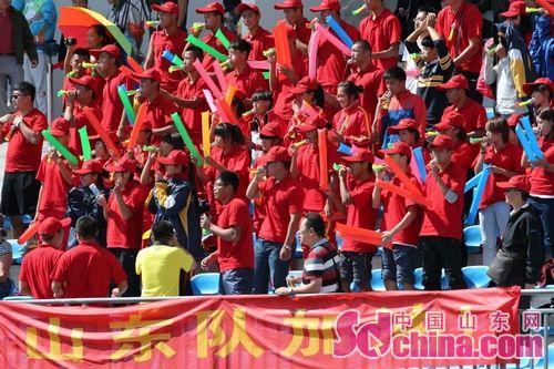 入奥运橄榄球大热 全运会山东队夺冠