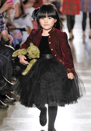 王诗龄童装品牌在纽约注册 王诗龄牌童装你值得拥有