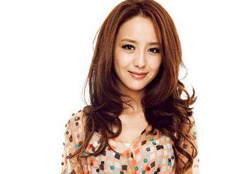 佟丽娅清新发型图片