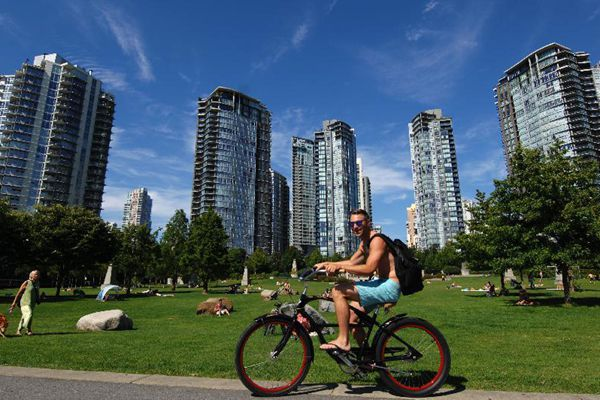 Vancouver listed as world's most liveable cities