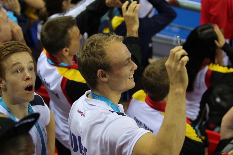 直击第45届体操世锦赛:观摩团也惊呆了