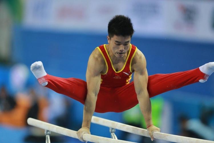 直击第45届体操世锦赛:中国男团决赛瞬间