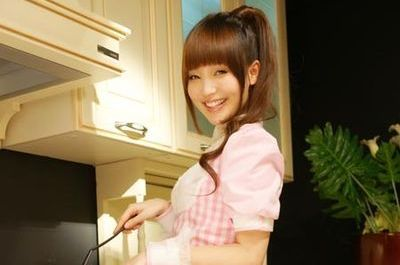 明星情侣厨房私照