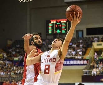 中国68-64胜伊朗