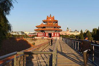 故宫四大新区10月10日开放 游客可登城墙参观