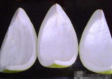 积食久咳用柚子皮